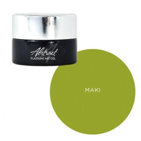 Maki 5ml Plastiline | Abstract