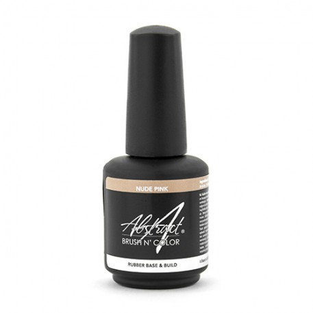 Rubber Base & Build NUDE PINK 15ml | Abstract