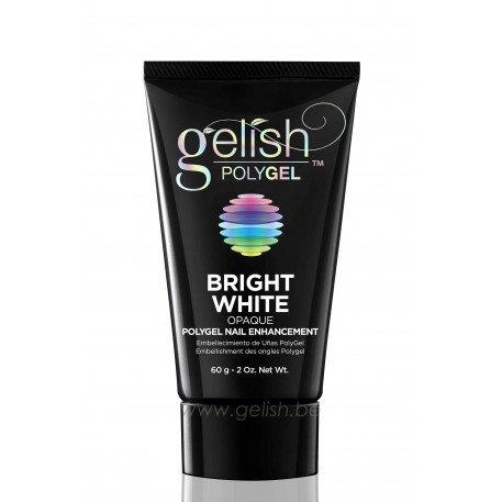 Gelish Polygel Bright White - 60gr