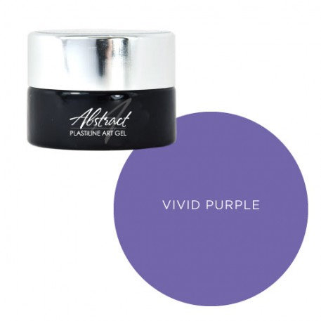 Vivid Purple 5ml Plastiline | Abstract