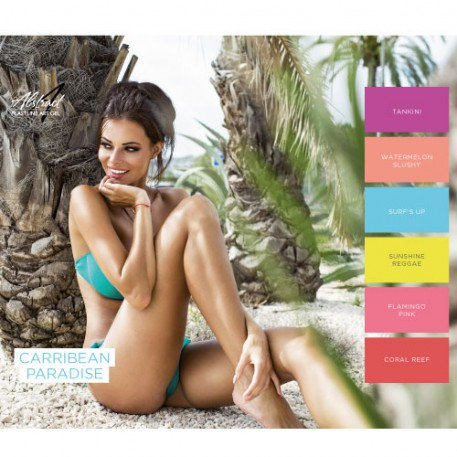 Carribean Paradise Collection Plastiline | Abstract
