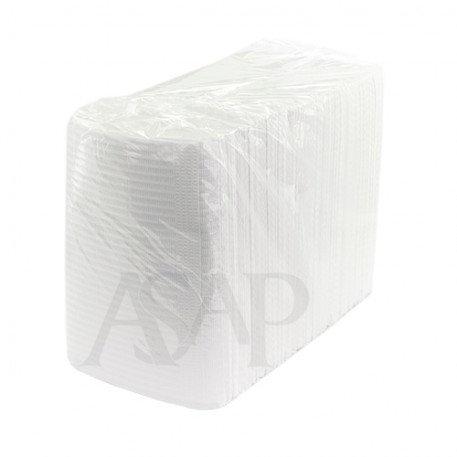 Table Towel Plasty WHITE (125 stuks)