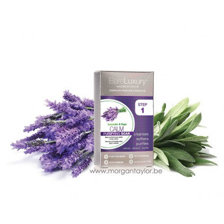 Bare Luxury Calm Lavender & Sage 4pk