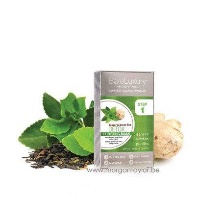 Bare Luxury Detox Ginger & Green Tea 4pk