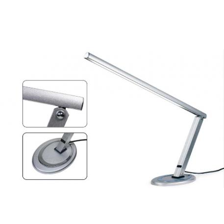 Tafellamp Design Zilver LED