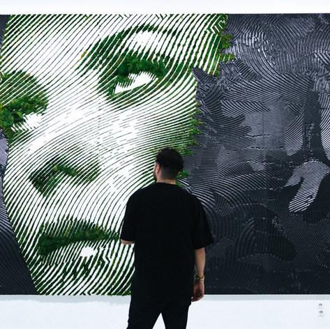 Sonoro | Exhibition with 2Alas,