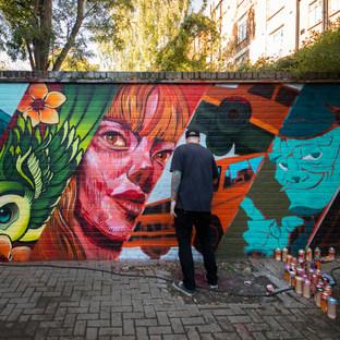 Mural by Odisy