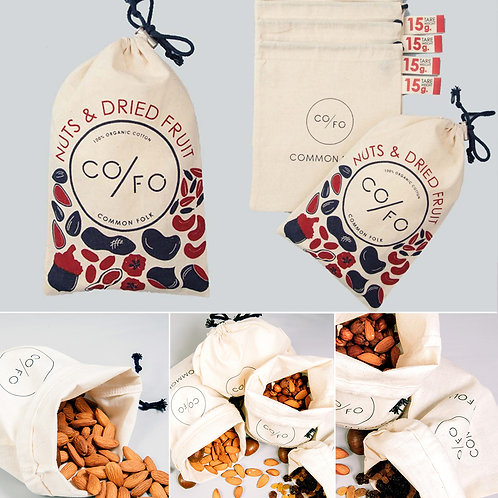 Co/Fo Dried Fruits and Nuts