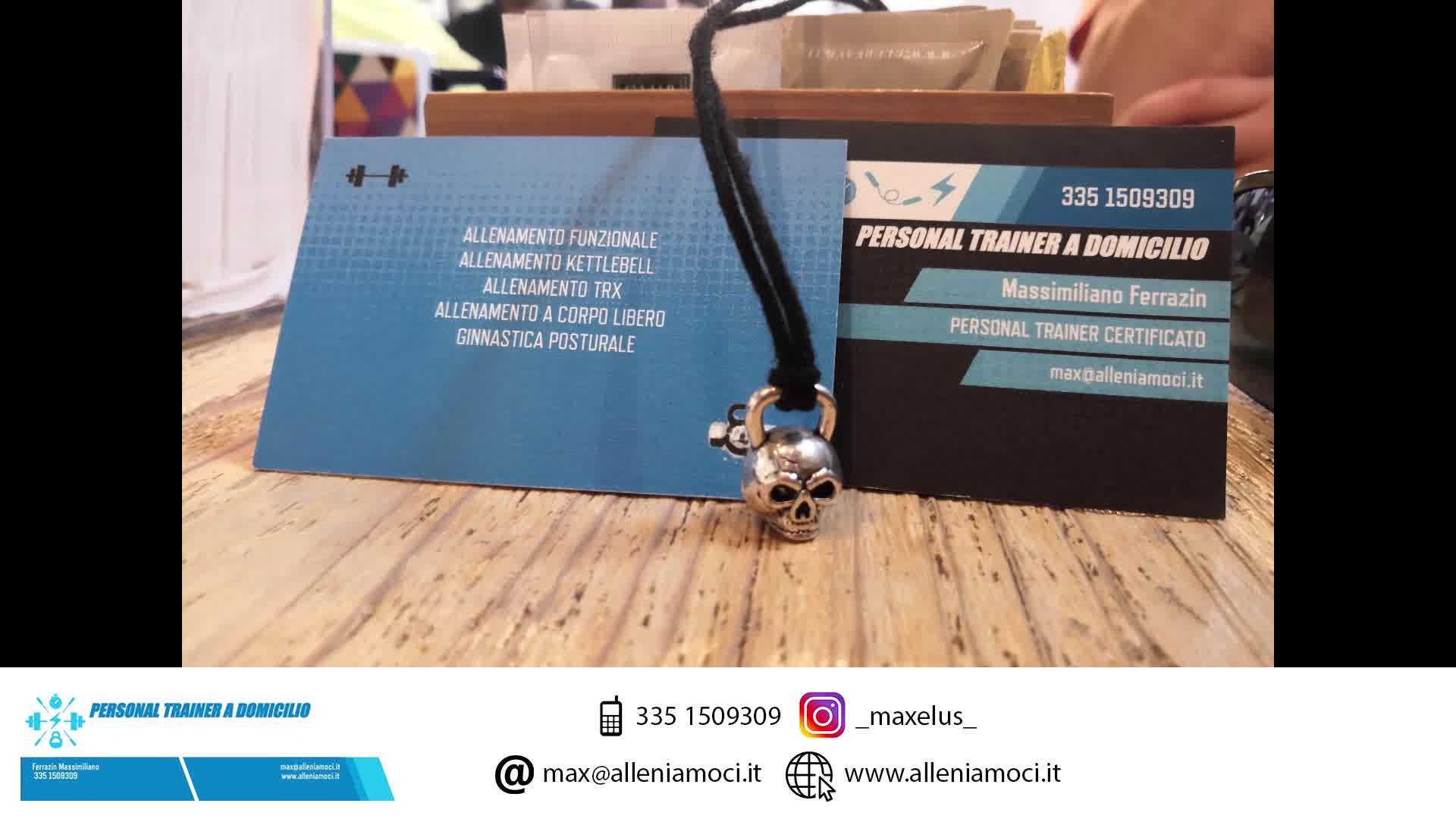 MASSIMILIANO FERRAZIN - PERSONAL TRAINER