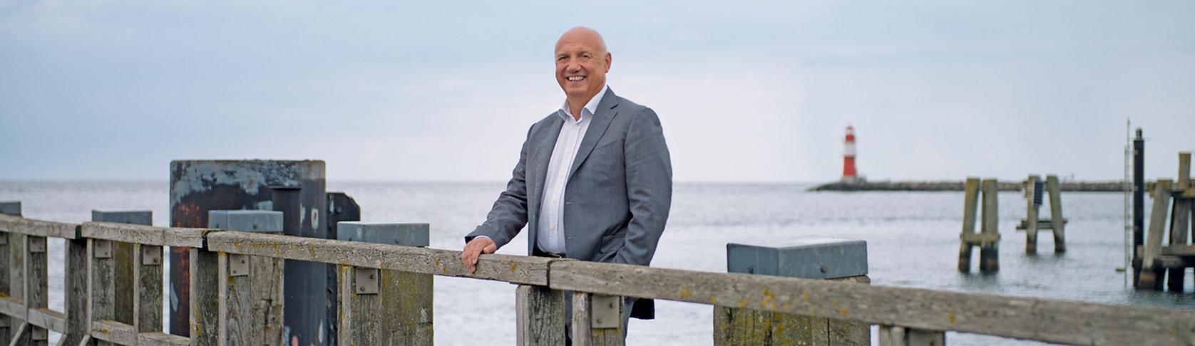 Geschäftsführender Gesellschafter Hendrik Wurm