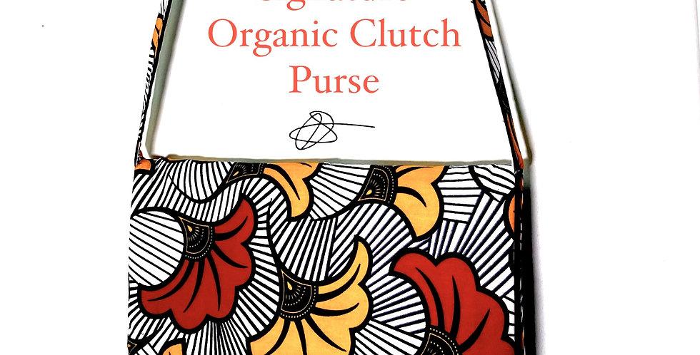 Signature Organic Clutch Purse ( Infinite Modesty Designs)