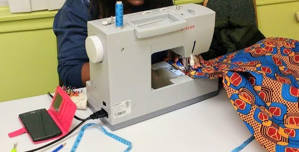 8 WEEKS BEGINNERS LIVE ONLINE SEWING CLASS