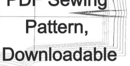 Ready to Wear Pants sewing pattern (Size 4-22)