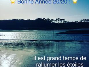 Mes voeux et l'actu 2020 !!