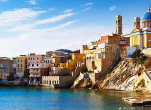 Voyage artistique en Grèce