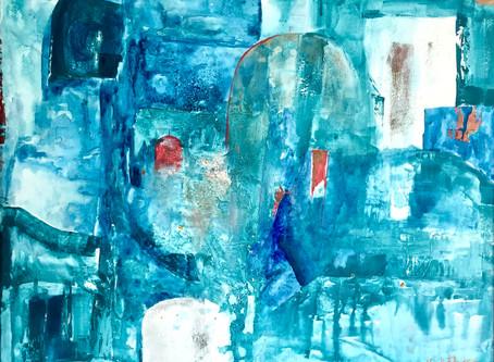 Cours d'aquarelle / confinement