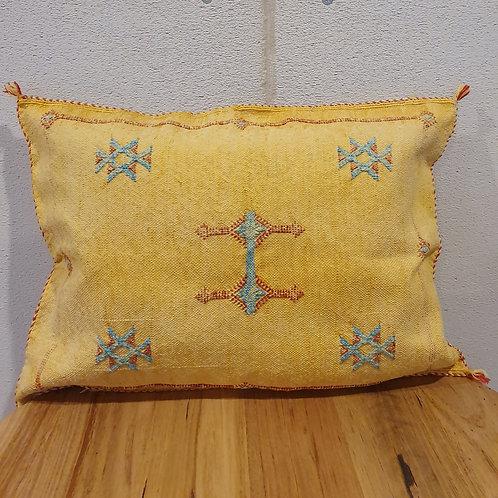 Cactus Silk Cushion Cover - Lumbar