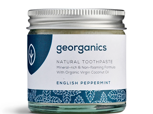 Natural Toothpaste - Peppermint