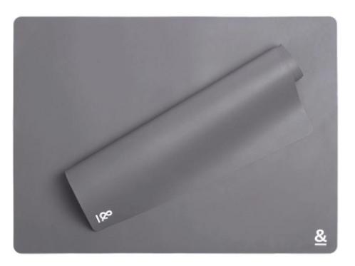 Grey Un-Baking Paper - Silicone Baking Mats Set of 2