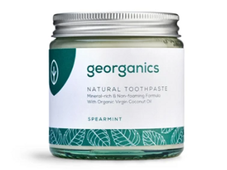 Natural Mineral-rich Toothpaste - Spearmint