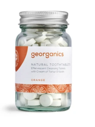 Natural Toothtablets - Orange