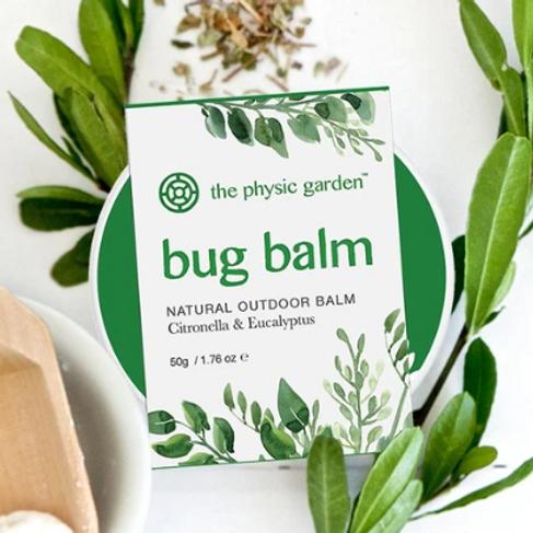 Natural Bug Balm by The Physic Garden