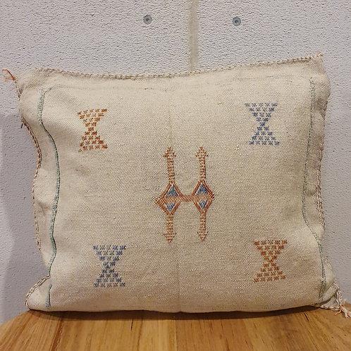 Cactus Silk Cushion Cover - Square