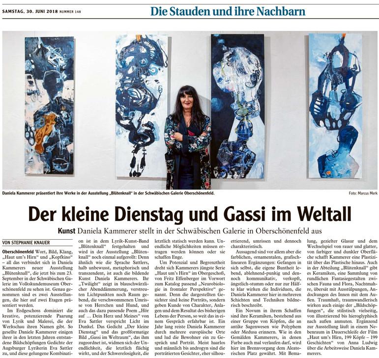 Presse Oberschönenfeld