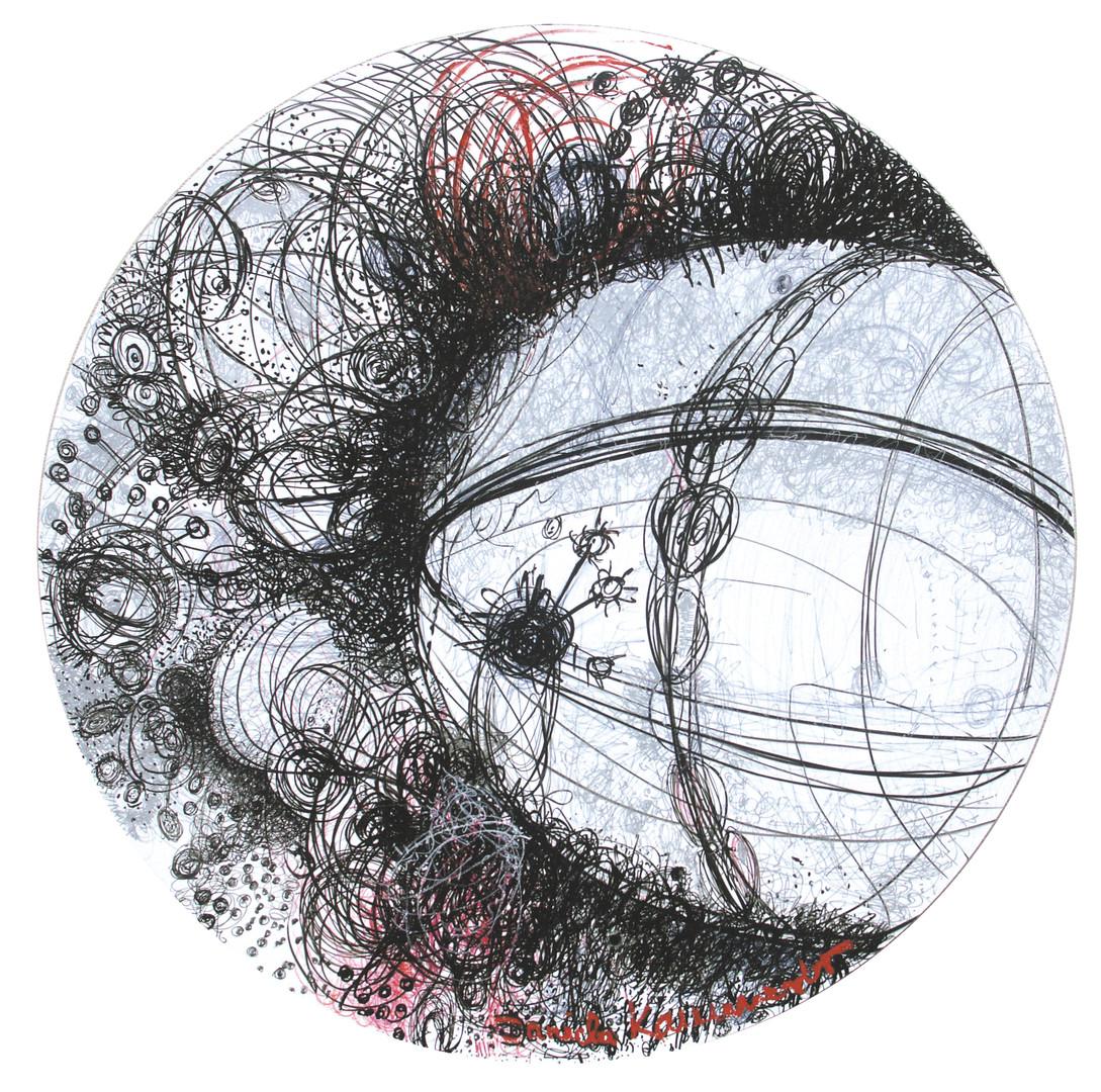 Kompass-1 Weltall