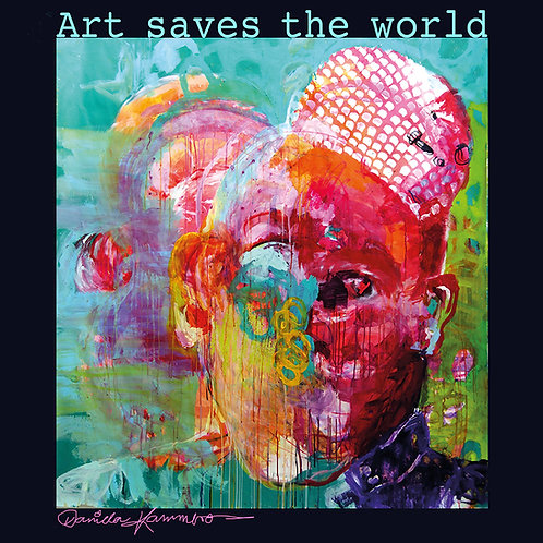 Art saves the world