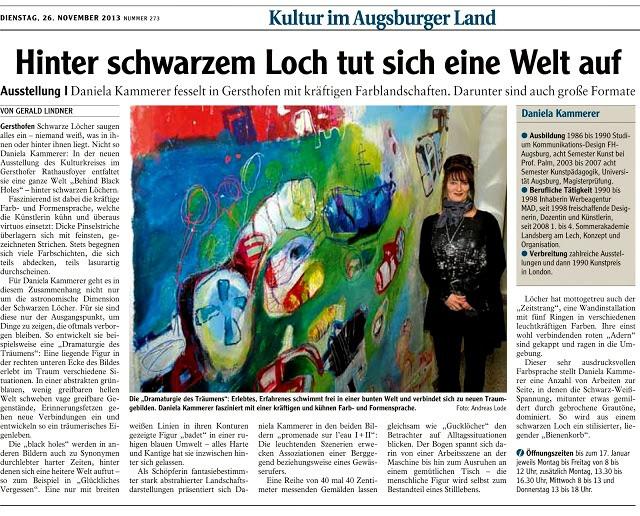 Presse Gersthofen