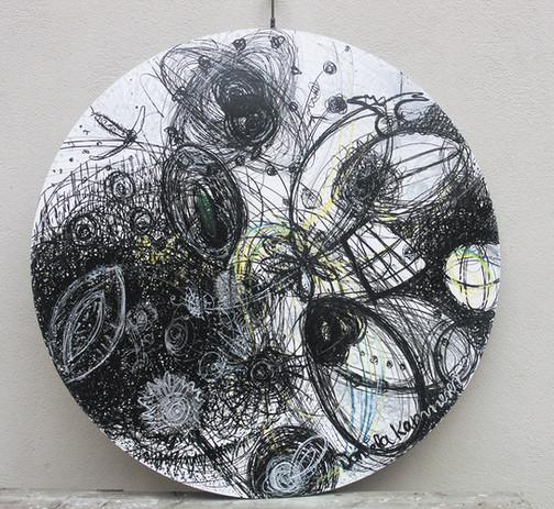 Kompass Ausschnitt