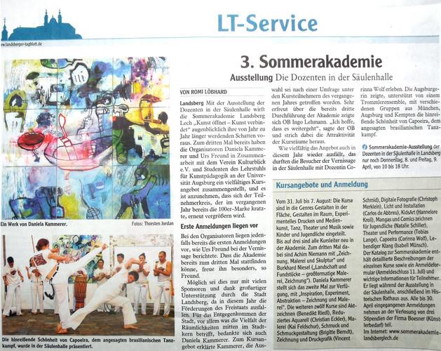 Presse Landsberger Tagblatt