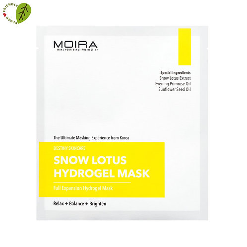 SNOW LOTUS HYDROGEL MASK