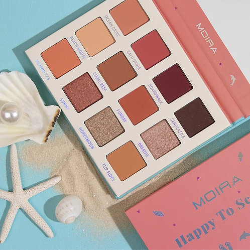 HAPPY TO SEA YOU EYESHADOW PALETTE