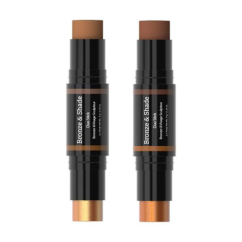 BRONZE AND SHADE DUO STICK