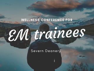 Running a Trainee Wellness Day