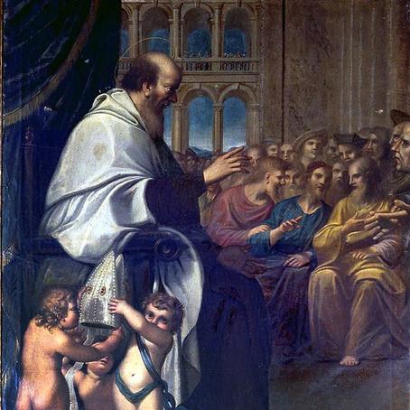 San Cirilo, el amante de la Madre.
