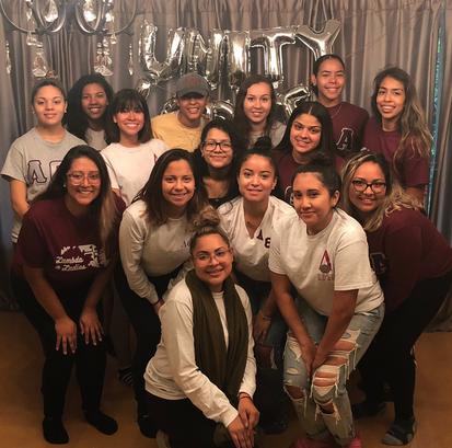 Sisterhood Spirit Weekend 2018