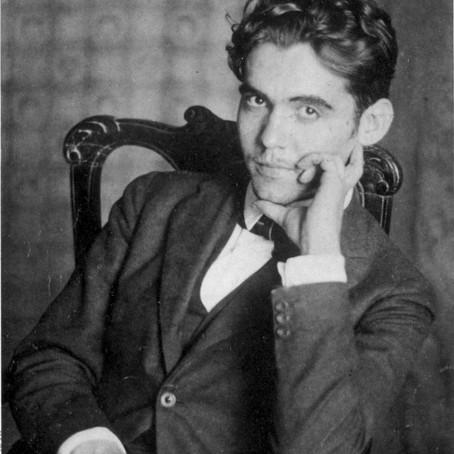 Lorca; sangre y letras.