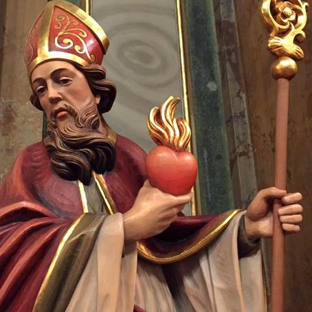 Agustín y el ocio que lleva a la Verdad