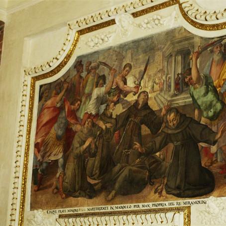 Los santos inocentes franciscanos