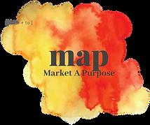 MarketAPurpose - Pink and White Framed-3