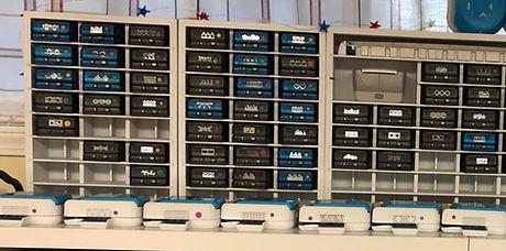 Retired Border Maker Cartridges