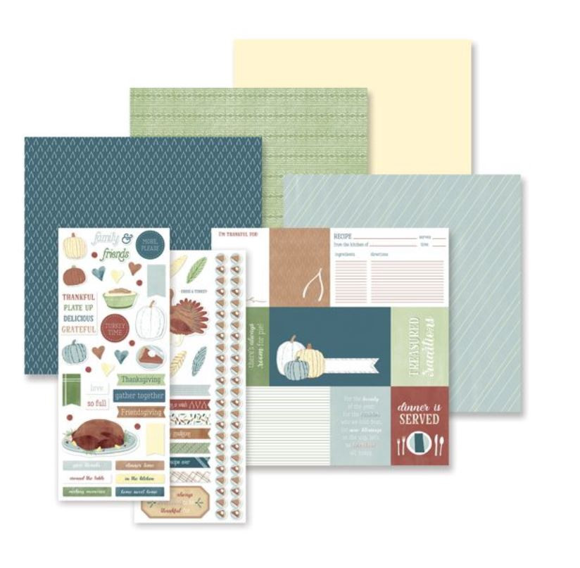 ThankFULL Theme Kit by Creative Memories
