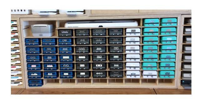 CM Border Maker Storage!