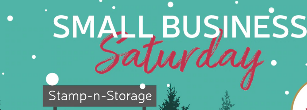 Small Business Saturday 20