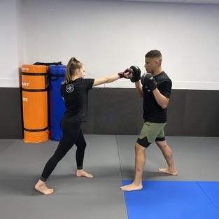 MMA Striking Coach Seb