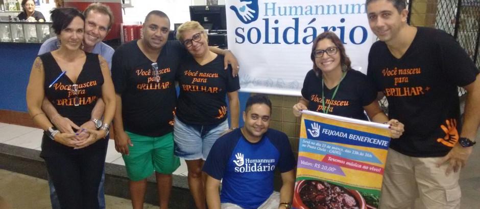 Feijoada Humannum Solidário