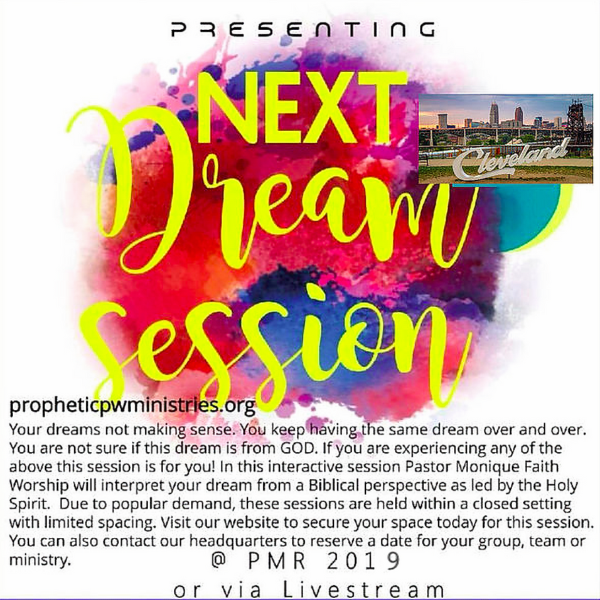 Dream Session and Legacy Brunch Cleveland, Ohio
